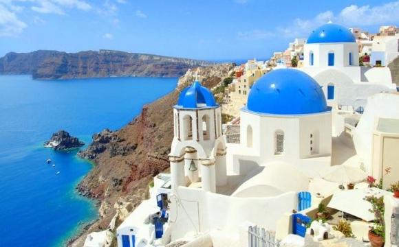 Les 10 plus belles îles d'Europe selon Tripadvisor - Santorin, Grèce