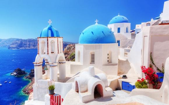 10 voyages à faire en couple - Santorin, Grèce