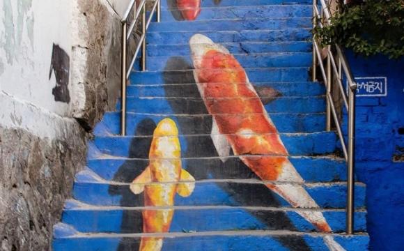 Les 15 plus belles marches du monde - Seoul