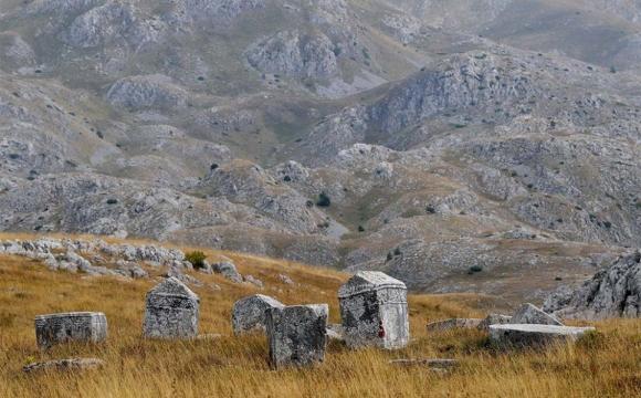 10 nouveaux sites inscrits au patrimoine mondial de l'Unesco en 2016 - Cimetières de tombes médiévales stećci