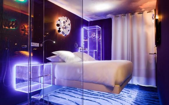 10 hôtels insolites en France - Le Seven, des nuits en apesanteur