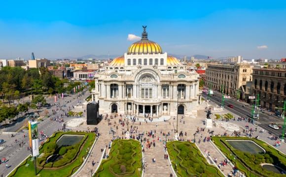 Mexico, ville la plus attrayante d'Amérique Latine ! - Mexico, une richesse historique !