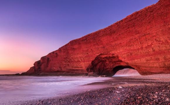 10 activités incontournables à faire à Agadir - Se balader à Sidi Ifni