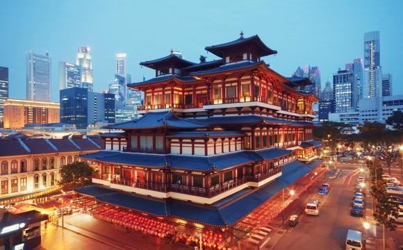 Les 10 destinations incontournables en 2015 - SINGAPOUR
