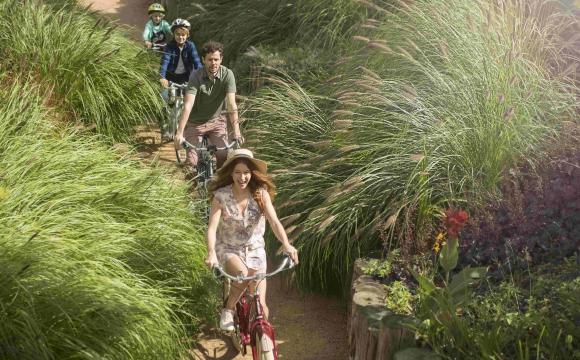 Idée week-end à 30 minutes de Paris : découvrez Villages Nature® Paris  - Situation géographique :