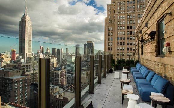 10 bars rooftops à New-York - The Skylark : choisissez votre étage