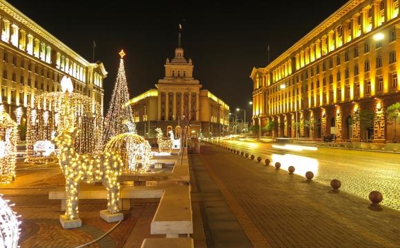 10 villes pour un jour de l'an pas cher - Sofia, Bulgarie