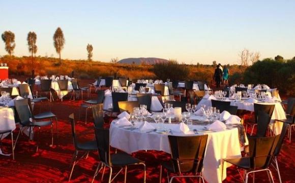 10 restaurants insolites qui font rêver - Le Sound of Silence, Australie
