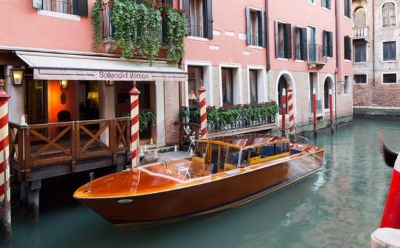 10 hôtels romantiques à Venise - Le Splendid Venice Venezia