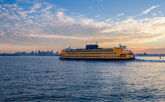 10 activités gratuites à faire à New-York - Staten Island Ferry, balade en bateau