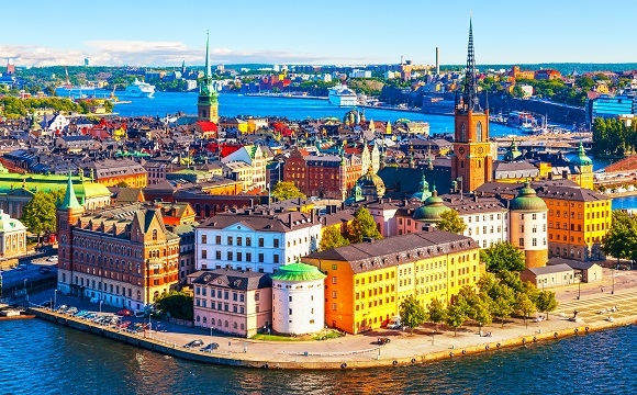 Les 10 pays au monde où les gens sont les plus heureux - Stockholm