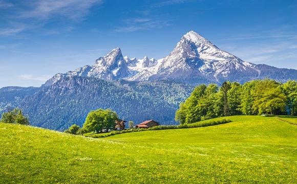 Les 10 pays au monde où les gens sont les plus heureux - La Suisse