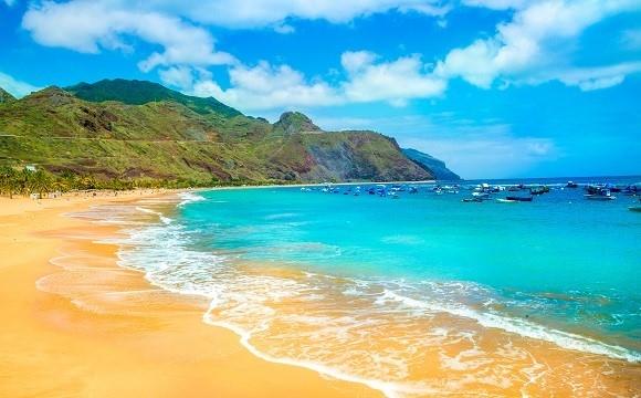 5 bonnes raisons de partir à Ténérife  - Se détendre sur les plus belles plages de Ténérife