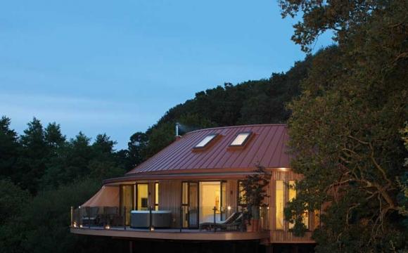 10 plus beaux hôtels en hauteur - Chewton Glen