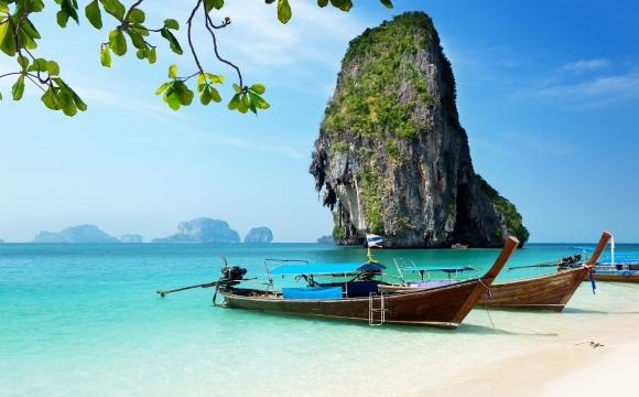 Top 10 destinations soleil en hiver  - La Thaïlande
