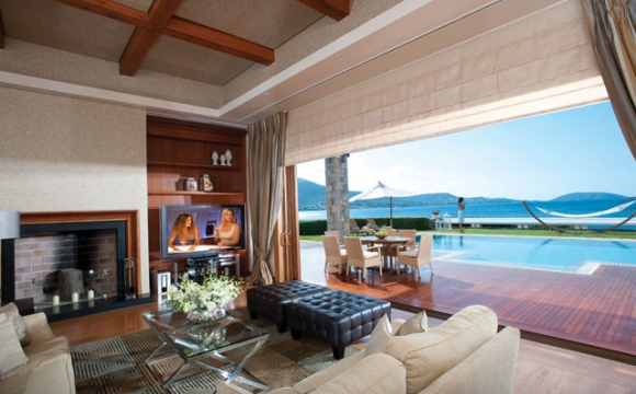 Les 10 plus belles suites d'hôtels du monde  - La Villa Royale du Grand Resort Lagonissi