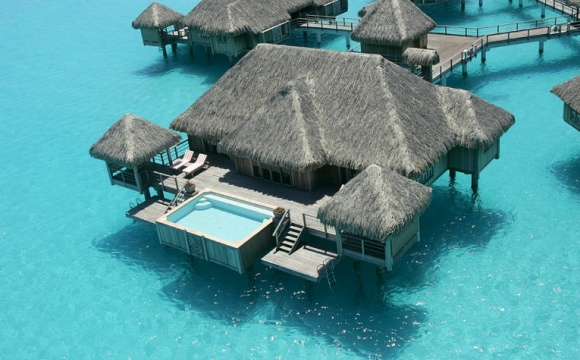 8 hôtels de rêve à Bora Bora - The St. Regis Bora Bora Resort