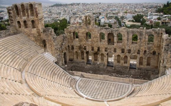 10 visites inratables à Athènes - Le Théâtre de Dionysos