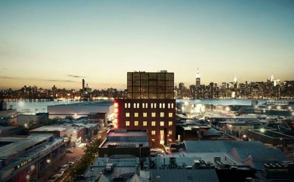 10 bars rooftops à New-York - The Ides au Wythe Hotel : un cadre atypique