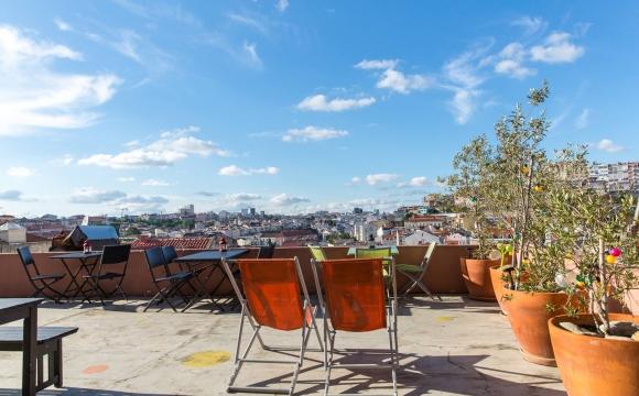 10 auberges de jeunesses branchées en Europe - This is Lisbonne Hostel à Lisbonne
