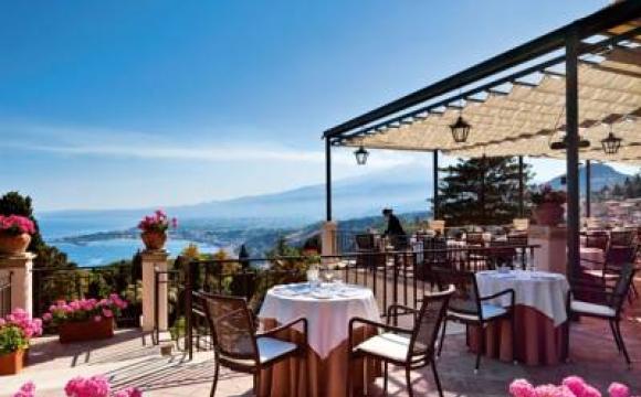 10 hôtels à tester au moins une fois dans sa vie  - Le Timeo, Italie