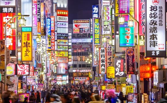 Les 10 destinations à visiter avant la trentaine - Tokyo, la ville sortie d'une bande dessinée