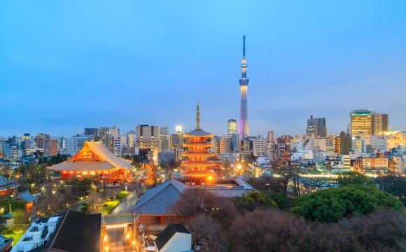 Les 10 plus grandes tours du monde - Le Tokyo Skytree de Tokyo