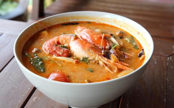 Quelles spécialités goûter en Thaïlande ? - Le Tom Yam Kung