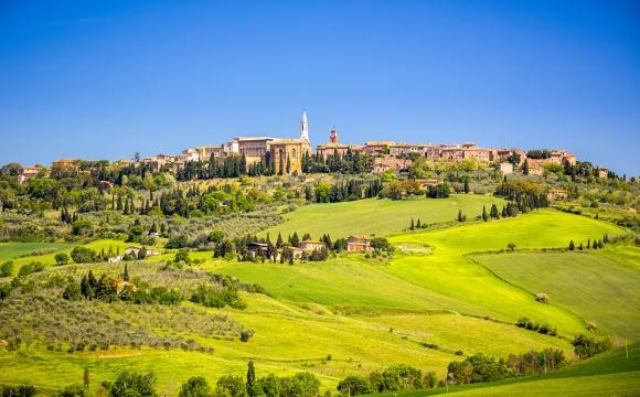 10 raisons pour lesquelles on adore l'Italie - Une campagne verdoyante