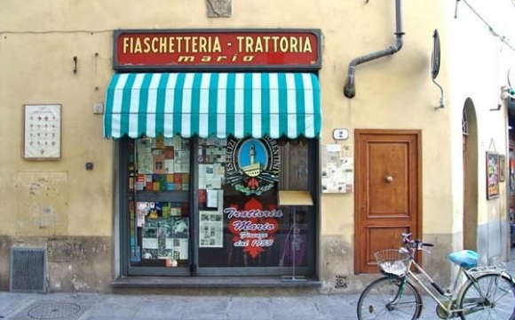 10 restaurants typiques à Florence - la Trattoria Mario