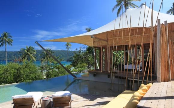Les 10 plus belles suites d'hôtels du monde  - La Ocean Pool Villa Suite du Soneva Kiri