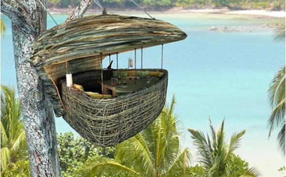 10 restaurants insolites qui font rêver - Le Dining Pod, Koh Kood, Thaïlande