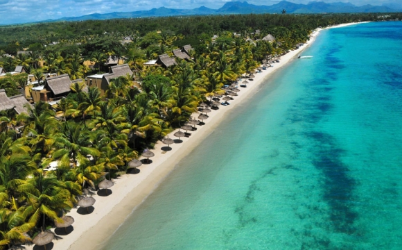 Les 10 plus belles plages de l'Ile Maurice - Trou aux Biches