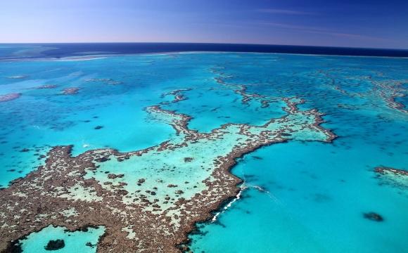 Quelles sont les 7 merveilles du monde ? - La Grande barrière de corail en Australie