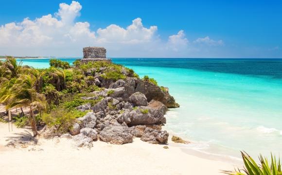 Où partir en avril ? - Riviera Maya, Mexique en avril