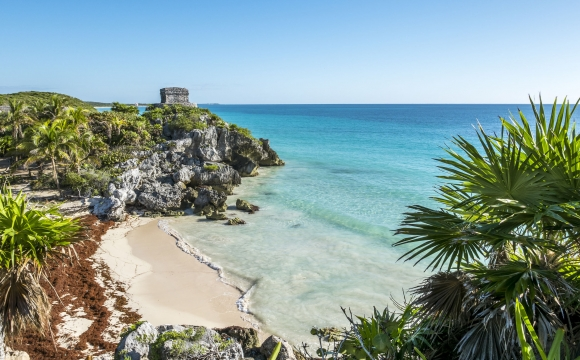 Top 10 destinations soleil en hiver  - Le Mexique et la riviera Maya