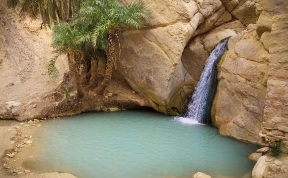 10 idées de voyage pour se ressourcer - Tunisie, les vertus de l'eau