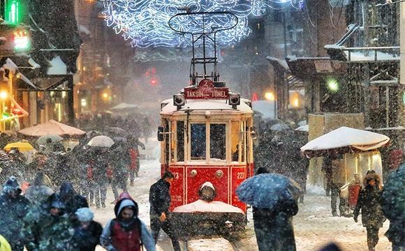 10 villes pour un jour de l'an pas cher - Istanbul, Turquie