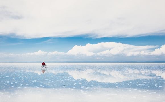 10 voyages à faire une fois dans sa vie - Le Salar d'Uyuni en Bolivie