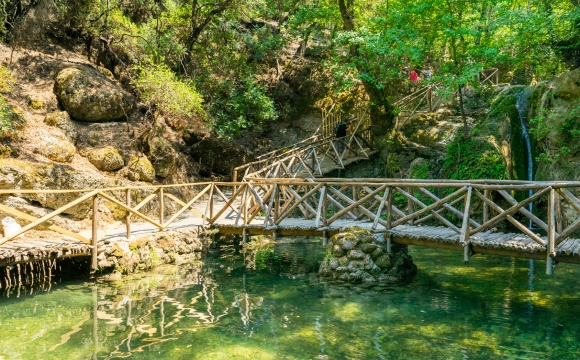 5 visites incontournables à Rhodes - La vallée des papillons