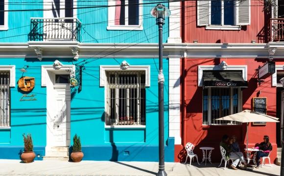 10 destinations pour oublier l'hiver - Valparaiso au Chili