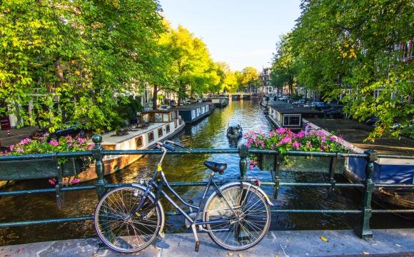 10 destinations qui donnent envie de tout plaquer - Amsterdam