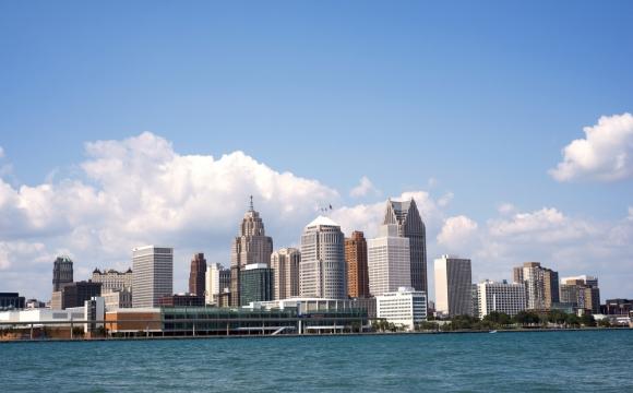Ces 5 villes où tu es payé pour y vivre  - Détroit, Etats-Unis
