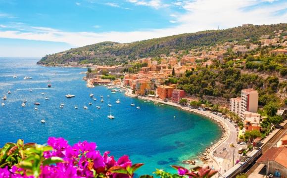 Les 10 plus belles routes de France - La corniche de la Riviera
