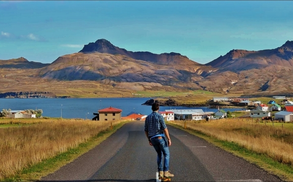 10 lieux de tournage à visiter - La Vie rêvée de Walter Mitty et l'Islande