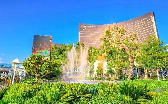Les 10 plus grands hôtels du monde - Le Wynn Las Vegas et son extension