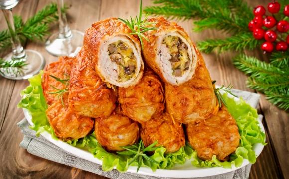 10 spécialités de Noël dans le monde - Les Zakouskis, Russie