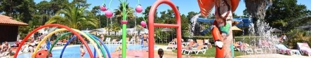 Locasun-vp : campings 3 & 4* été : 8j/7n en mobil-home, proche plage, - 73%