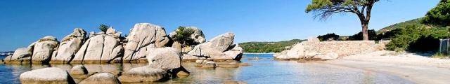 La Corse en famille : traversée en ferry + loc. 4 pers. à prix mini