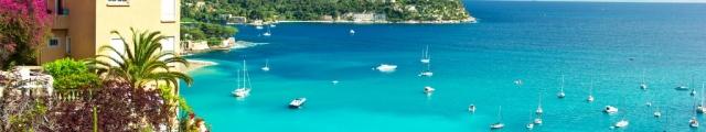 Weekendesk : week-ends sur la Côte d'Azur en 3*-5*, jusqu'à - 53%